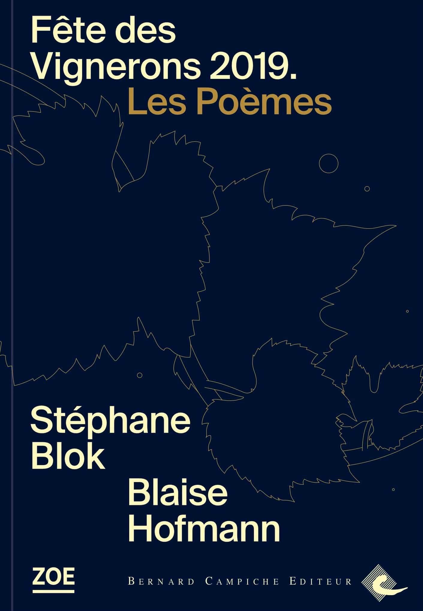Les Beaux Livres De La Fete Fete Des Vignerons 2019